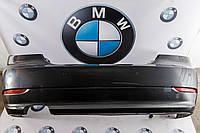 Бампер задний BMW E60 Рестайлинг