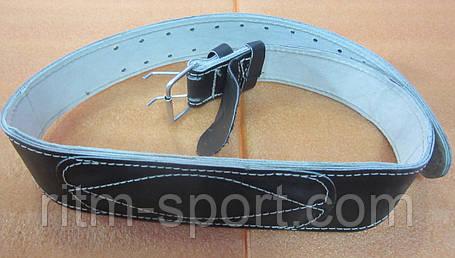 Ремінь для важкої атлетики (ширина-10 см, довжина 130 см), фото 2