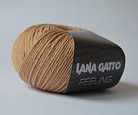 Lana Gatto Camel Hair Светлый Camel