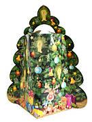 Упаковка праздничная новогодняя из картона Ёлка, от 1 штуки