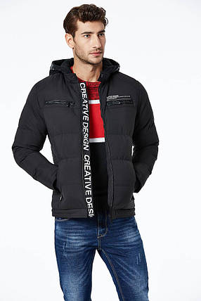 Оригинальная Куртка Мужская MMA-9253 Black Черная, фото 2