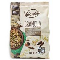 "Гранола с шоколадом и орехами ""Vitanella"", 350 г"