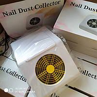 Пылеуловитель с подлокотником Simei, Настольный пылесос для маникюра, вытяжка для маникюра