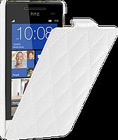 Чехол для HTC 8s Rio A620e - Vetti Craft flip Diamond Series