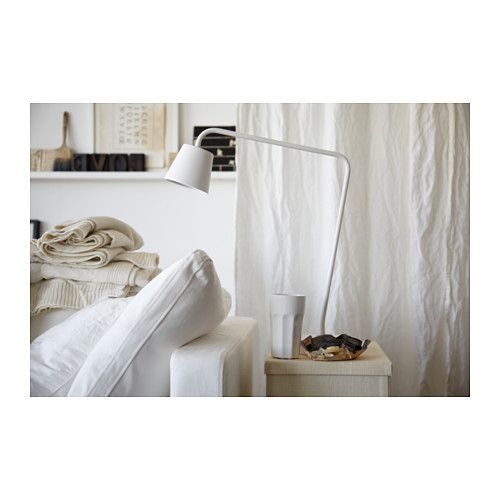 """IKEA """"ТИСДАГ"""" Рабочая лампа, светодиодная, белый"""