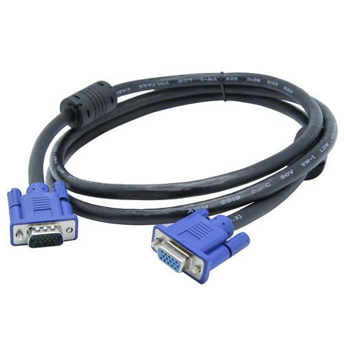 VGA удлинитель кабель папа-мама 3м