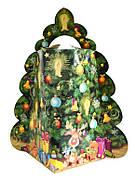 Упаковка праздничная новогодняя из картона Ёлка, до 1500г, от 1 ящика