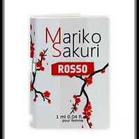 Жіночі парфуми Mariko Sakuri ROSSO 1 мл