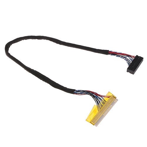 Кабель шлейф LVDS FI-X 30pin 1канал 6бит для ЖК матриц 13.3-15.6