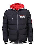 Оригинальная Куртка Мужская MMA-8508 Black New Style