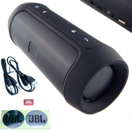 Колонка портативная Bluetooth Charge 2, USB MicroSD, реплика JBL