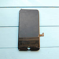 Original cracked glass LCD Apple iPhone 7