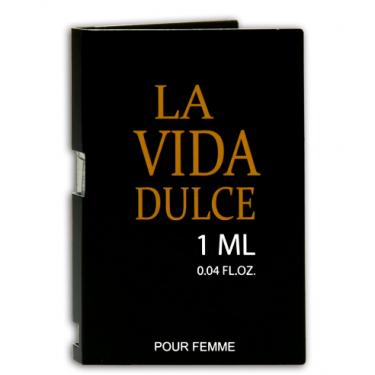 Духи женские La Vida Dulce 1 мл
