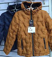 Куртки зимние для мальчиков XU Wear 6-14 лет