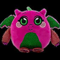 Мягкая игрушка-антистресс MUSHMEEZ - ОТВАЖНЫЙ ДРАКОН (9 cm)