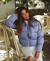 Женская модная матовая куртка, фото 1