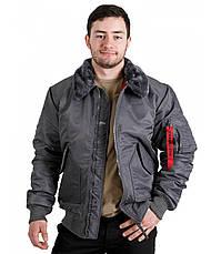 Куртка CWU Slim Gray, фото 3