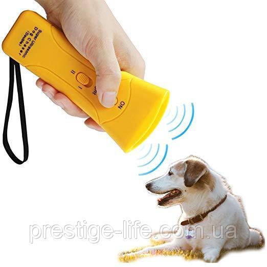 Ультразвуковий відлякувач собак Super Ultrasonic 150dB