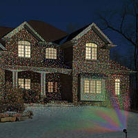 Лазерный проектор wall light led image projector (в ящике 24 шт).