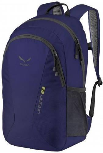 Городской практичный рюкзак 22 л. Salewa URBAN 22 1132/3520 темно-синий