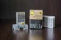 Аккумулятор Nikon EN-EL9a (D60, D40, D40X, D5000, D3000)