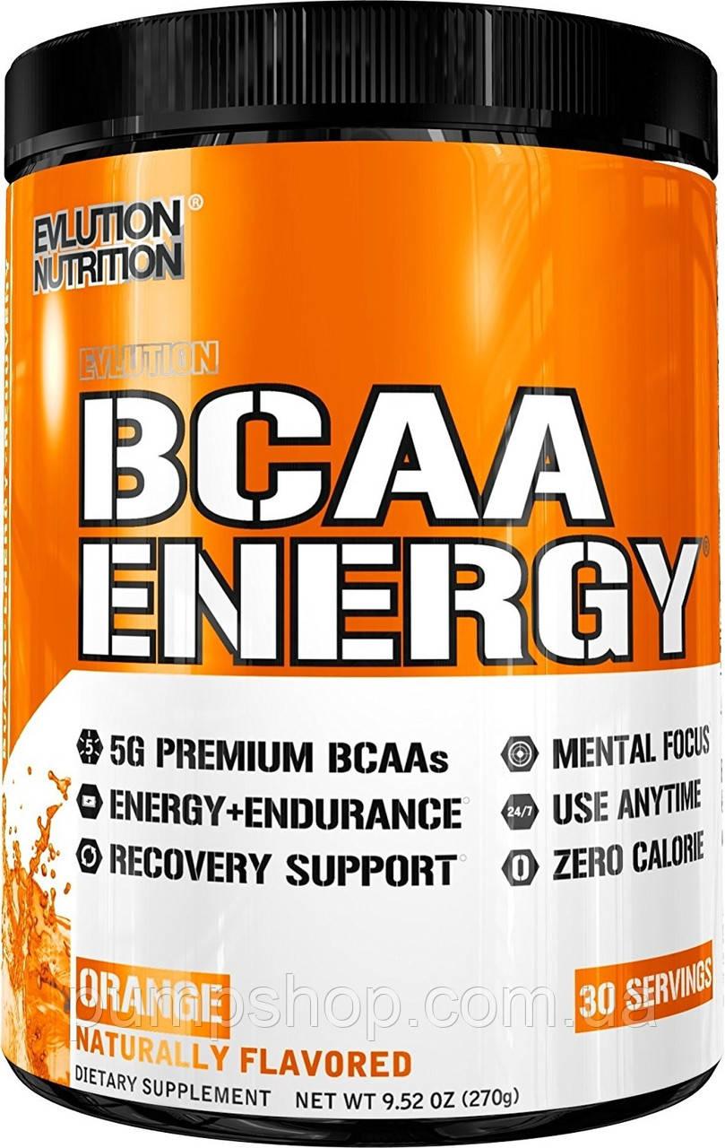 БЦАА Evlution Nutrition BCAA Energy 30 порц. (уценка)