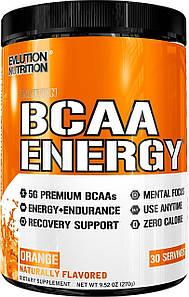 БЦАА Evlution Nutrition Energy BCAA 30 порц. (уцінка)