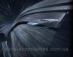 Mercedes GL X164 X 164 Ветровики передние задние 2006-12 WeatherTech®