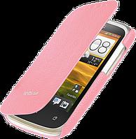 Чехол для HTC Desire C A320e - Vetti Craft Hori Cove, розовый