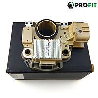 Реле-регулятор генератора + щетки BYD F3 1.6 Бид Ф3 PROFIT шоколадка 10237824-00-RR