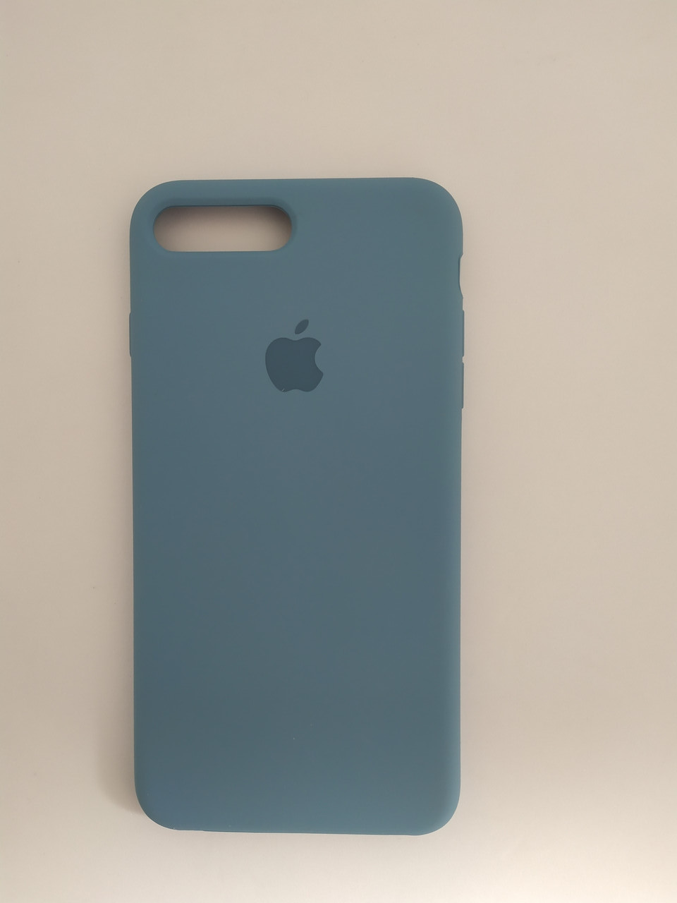 "Чехол - Silicon Case для iPhone ""Лазурь - №24"" - copy orig."