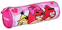 Школьный пенал мягкий на молнии, Angry Birds
