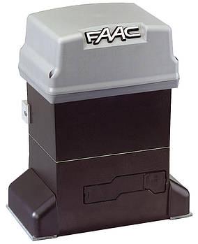Комплект электромеханического привода для откатных ворот FAAC 844