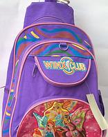 Рюкзак школьный для девочек оптом. Китай.