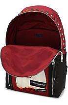 Рюкзак в стиле Dolce&Gabbana Красный, фото 3