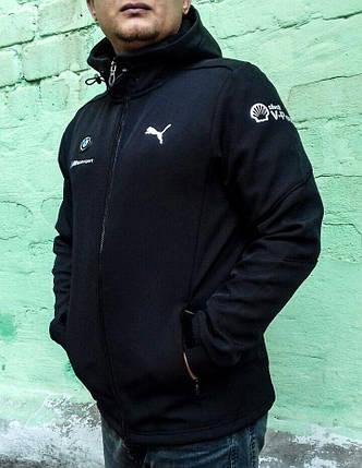Мужская термо куртка Puma BMW Motorsport, фото 2