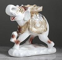 Статуэтка Слон шагающий