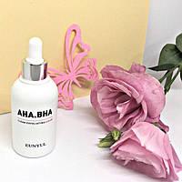 Сыворотка Eunyul для обновления кожи лица с кислотами AHA и BHA