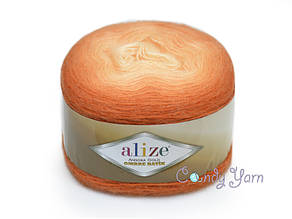 Alize_Angora Gold Ombre batik_№7296