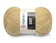 YarnArt Baby, Соломенный №805