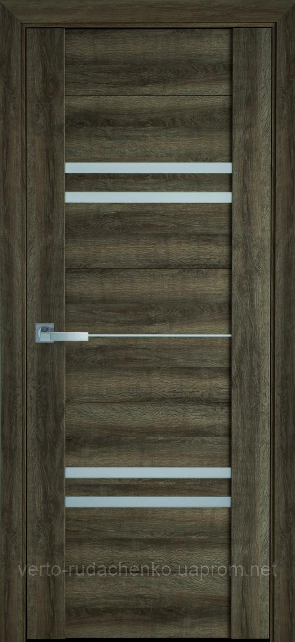 Двери коллекции Вива модель Мерида Декор Бук-Шато