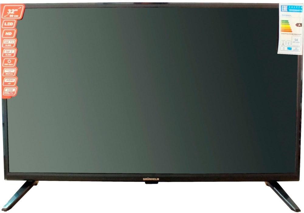 Телевизор Grunhelm GTV40FHD03T2+Бесплатная доставка!