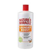 NATURE S MIRACLE Laundry Boost Уничтожитель пятен и запахов для стирки, 945мл