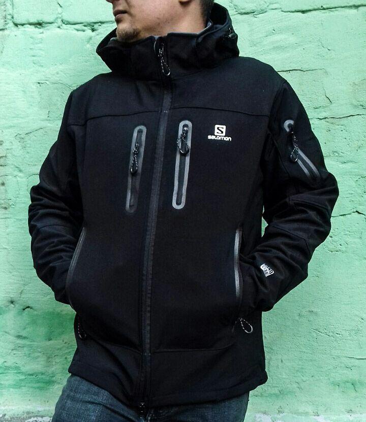 Мужская термо куртка Salomon