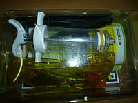 Инжектор для поиска утечек ERRECOM (очки, фонарик, инжектор, переходник, краска250мл.)