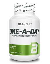 Вітамінно-мінеральний комплекс BioTech One a Day (100 таб)