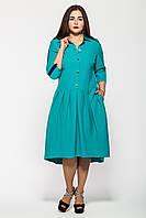 Женское платье Джэйн бирюза