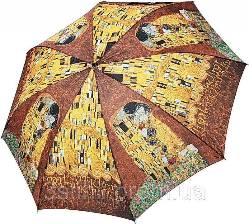Зонт женский Doppler 744959K автомат Картина Klimt