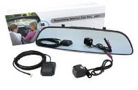 Зеркало видеорегистратор D35 ANDROID 6.1 3G (LCD 7, GPS)