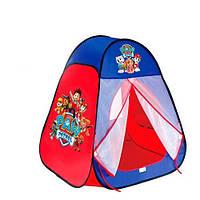 Детская палатка 817 Щенячий патруль - 154271